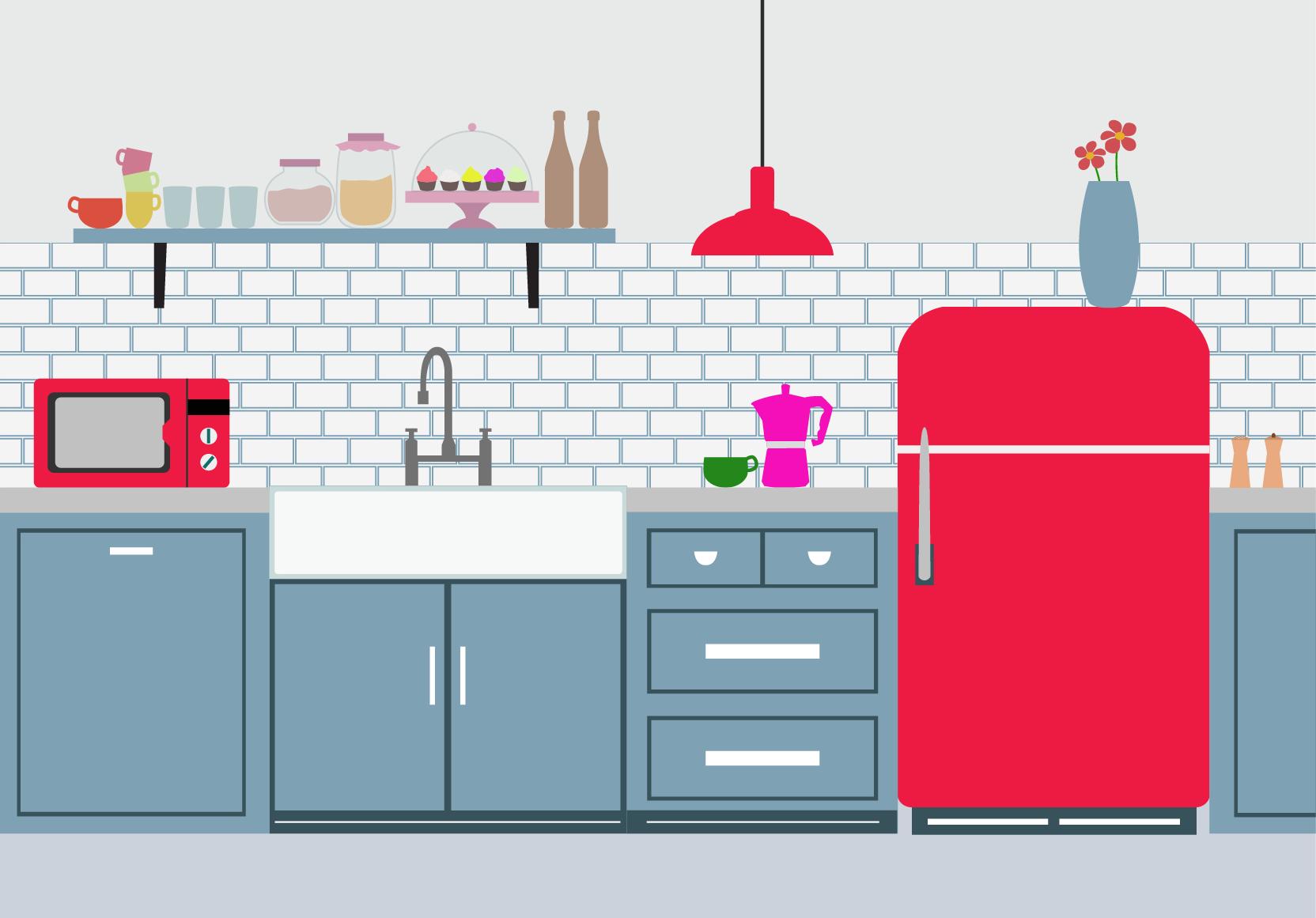 Consejos pr cticos para la cocina de tu casa socialgluten - La cocina en casa ...