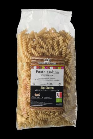 comprar-espirales-pasta-andina-de-arroz-y-quinoa-sin-gluten-oleander-500-g
