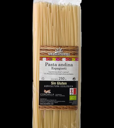 comprar-espagueti-sin-gluten-pasta-andina-ecológico-oleander