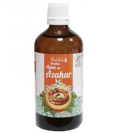 comprar-agua aroma azahar-chefdelice