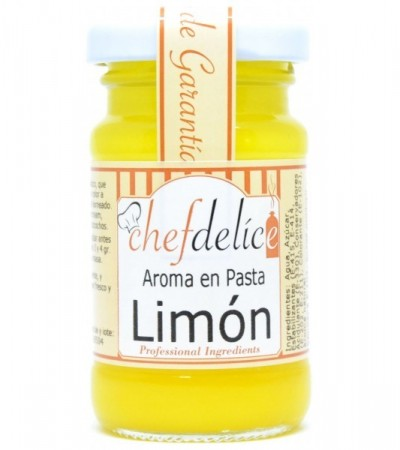 comprar-aroma pasta limon-chefdelice