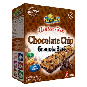 comprar-barritas chocolate chip-sammills