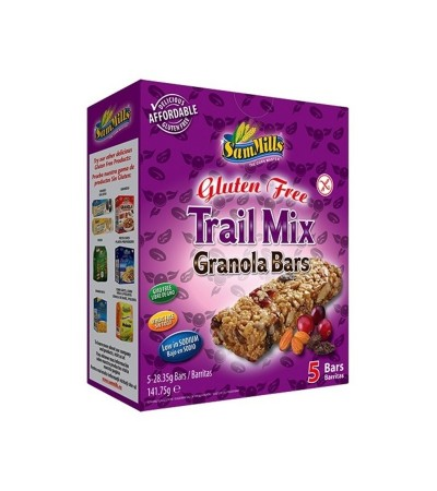 comprar-barritas trail mix-sammills