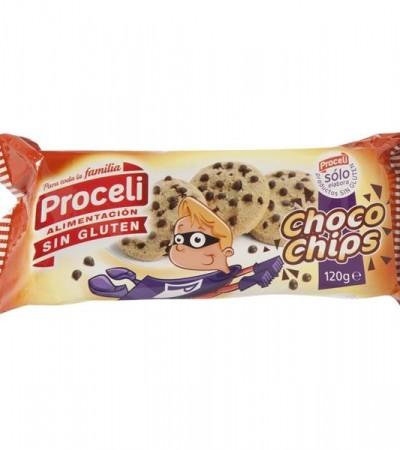 comprar-choco chips cookies-proceli