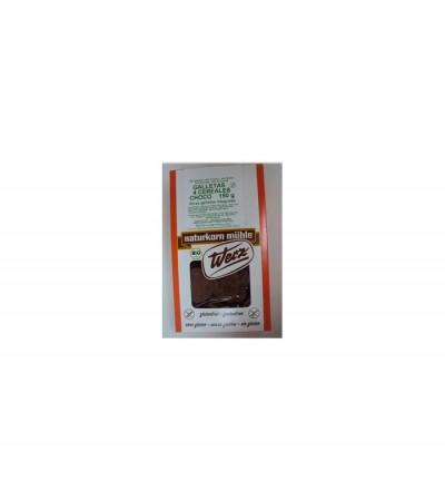 comprar-galletas 4 cereacles chocolate-werz