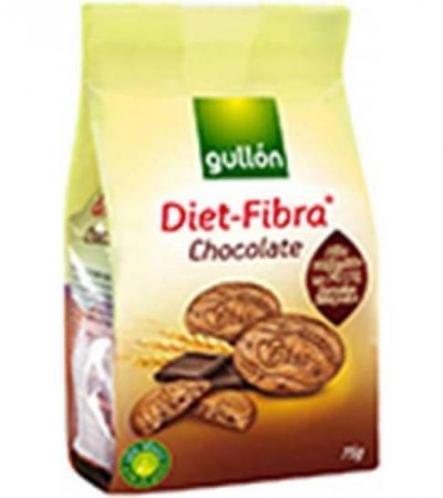 comprar-galletas diet fibra chocolate-gullon