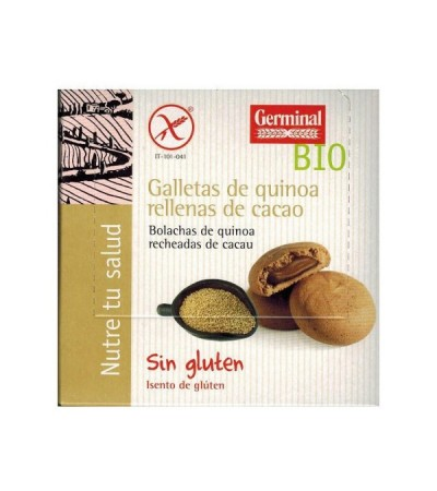 comprar-galletas quinoa cacao-germinal