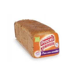 comprar-pan molde semillas-proceli