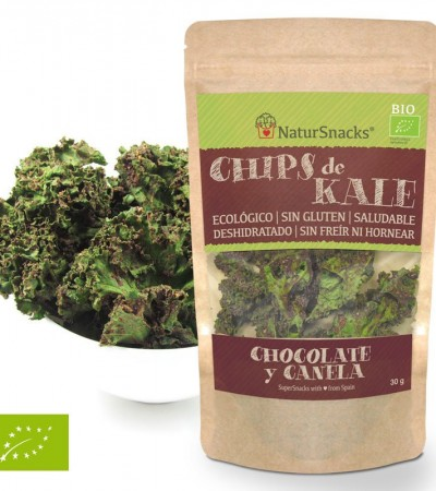 comprar-Chips de Kale -Chocolate-canela