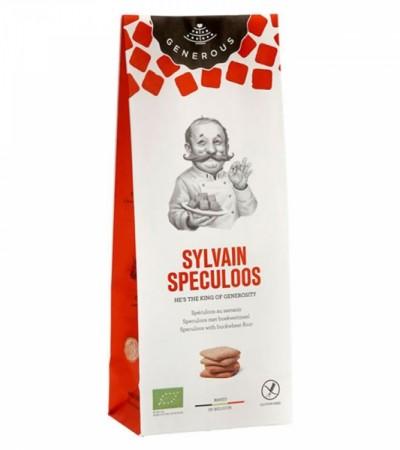 comprar-galletas-generous-sylvain-speculoos-cookie-sin-gluten-y-ecologicas-120gr