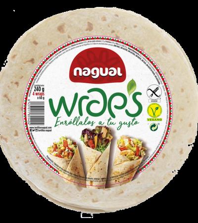 comprar-wraps-nagual-sin-gluten-vegano