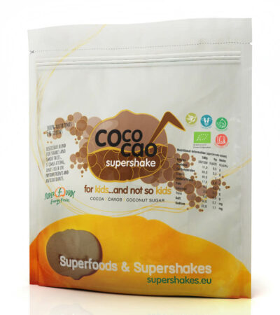 COCO CAO SUPERSHAKE SUPERFOOD ECO 500GR ENERGY FRUITS