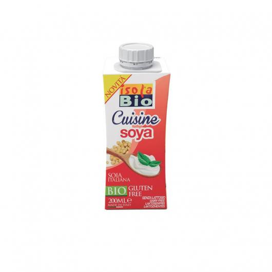 ISOLA BIO SOYBEAN COOKING CREAM