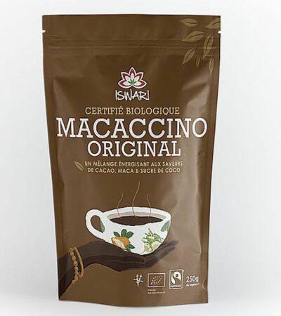 MACACCINO ORIGINAL BIO ISWAR
