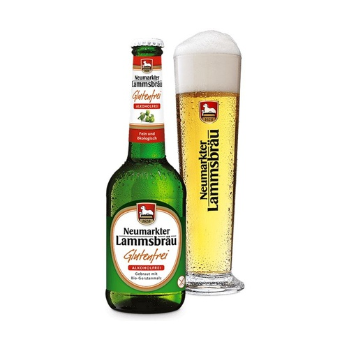 cerveza sin gluten lammsbrau 33cl