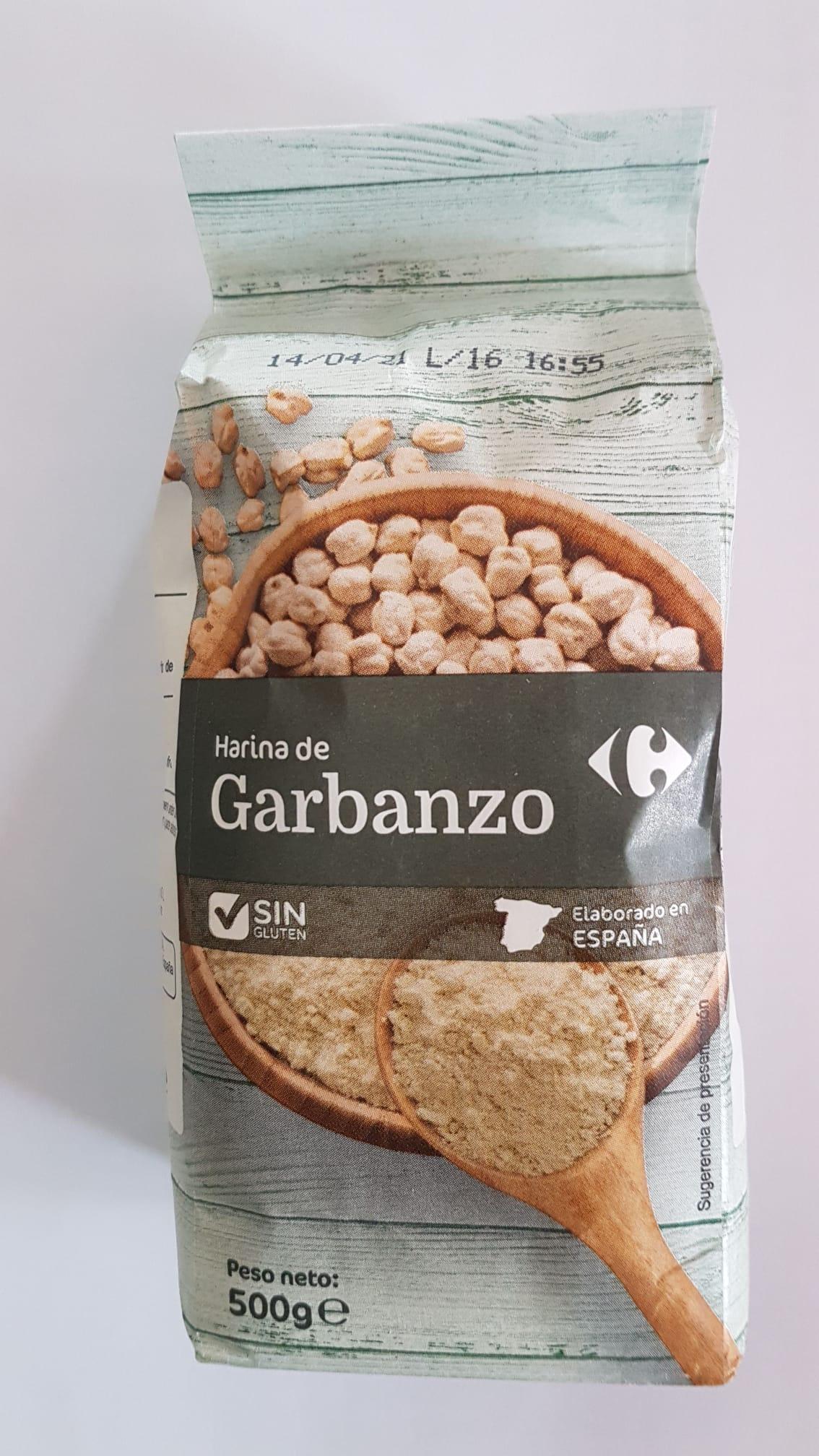 Garbantzu irina-gabe-glutenik Carrefour-socialgluten