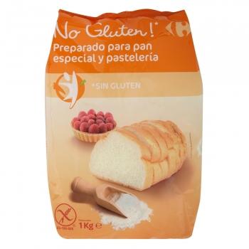 harina para pan y pasteleria