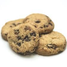 cookies de vainilla y chips de chcocolate sin gluten sin lactosa madame desserts