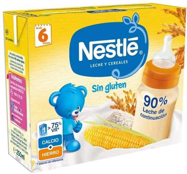 Nestle-papilla-líquida-leche-cereales-sin-gluten+6 meses-500ml