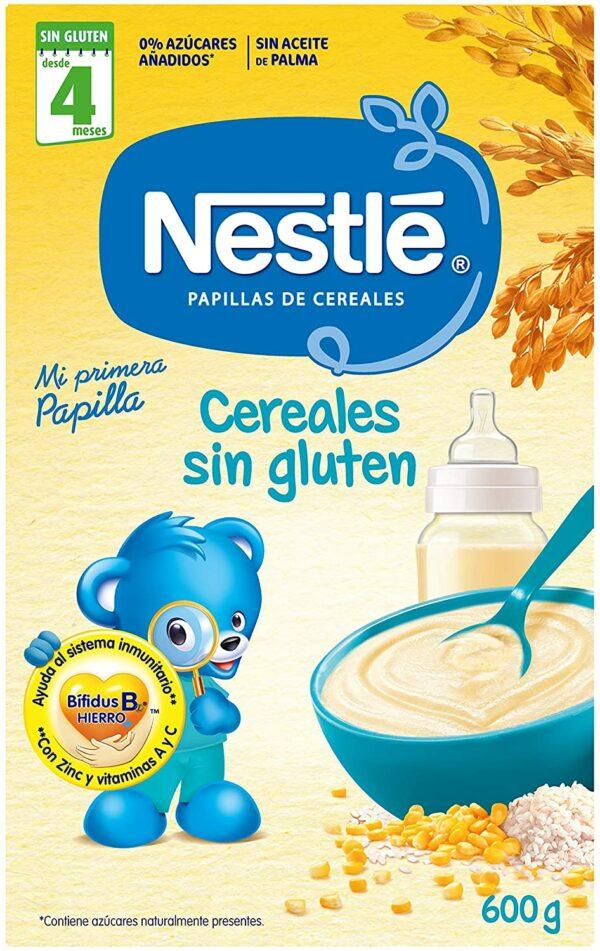 Nestle-papilla-instantánea-cereales-sin-gluten+4 meses